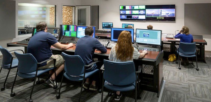 Audio and Video Production - Department of Media Studies | Belmont ...