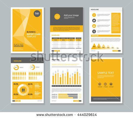 Free Company Profile Template Vector - Download Free Vector Art ...
