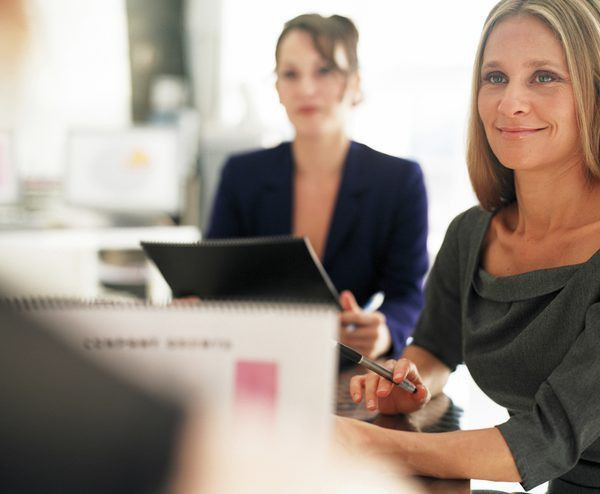 What Do Underwriting Analysts Do? - Woman