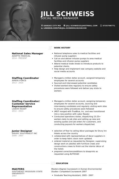 sales manager resume sample sales manager resume sample writing