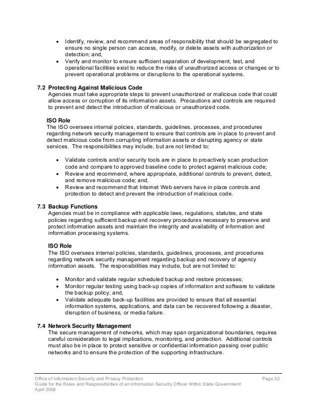 network security resume