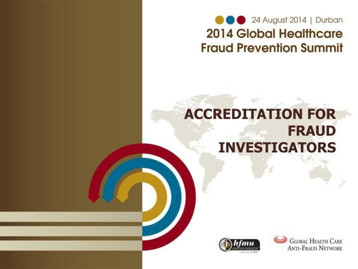 PPT - Anti-Fraud Training and Accreditation PowerPoint ...