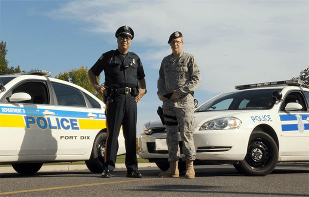 Air Force security forces, DOD police collaborate to keep joint ...