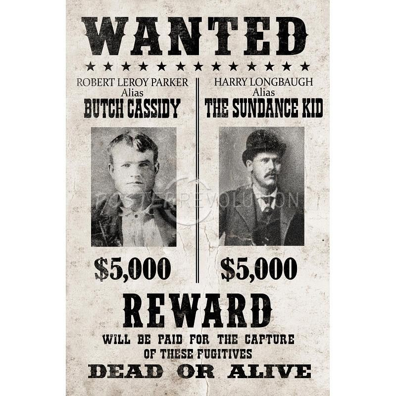 The Last Days of Butch Cassidy and the Sundance Kid |