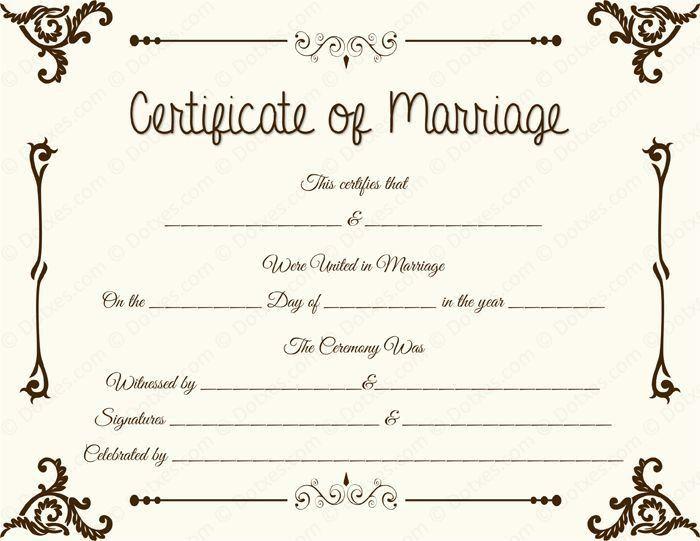 Best 25+ Marriage certificate ideas on Pinterest | Wedding ...