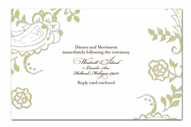 Templates For Invitation Cards | PaperInvite