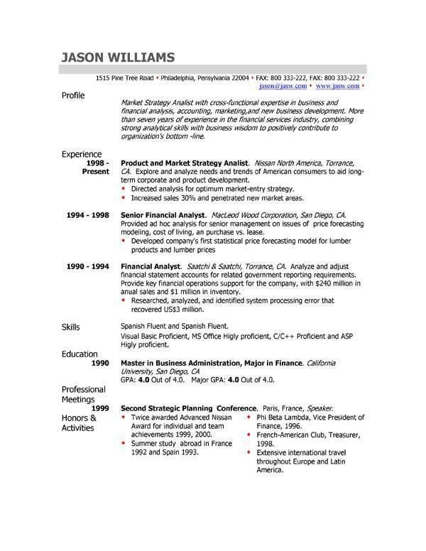 Resume Examples. top 10 download resume template of pages: Profile ...