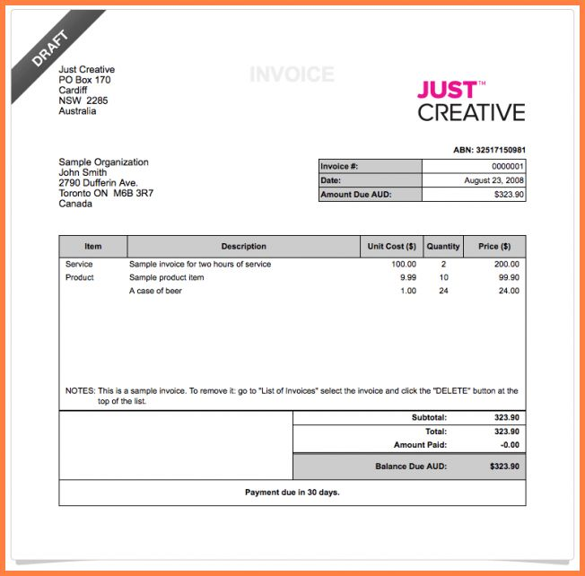 How To Make Invoice.legal Invoice Template.jpg - Sales Report Template