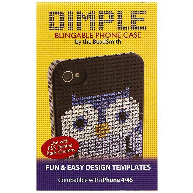 BeadSmith - Dimple Blingable Phone Case Template Booklet - 14 ...