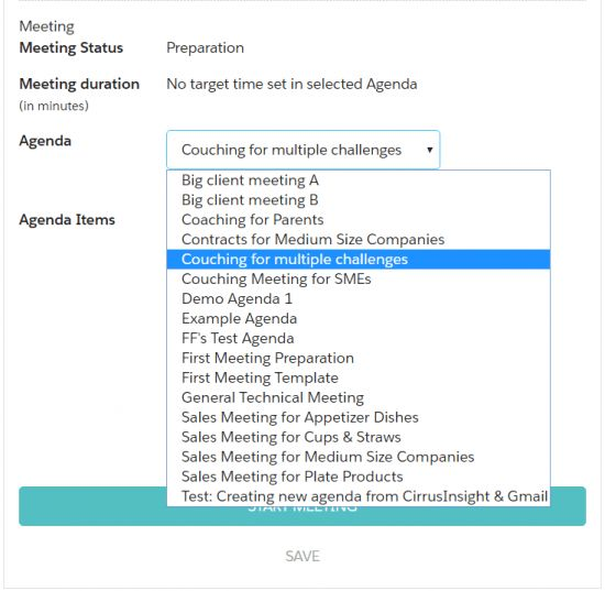 3 Reasons Why I Have Many Agenda Templates for Meetings