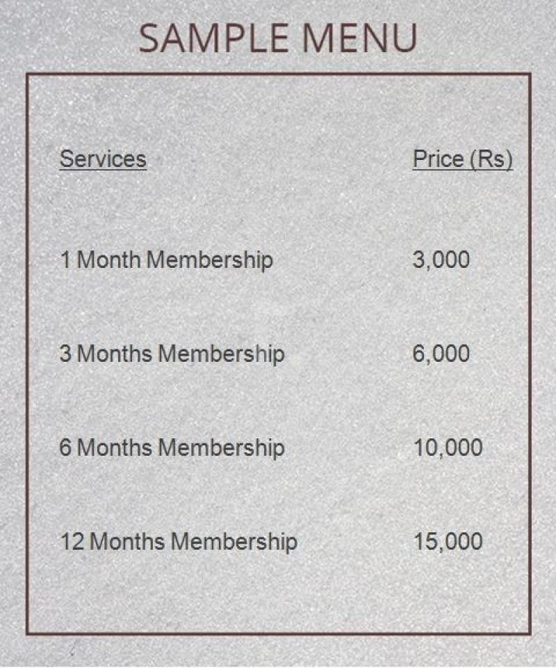 Stretch Fitness & Beyond Rate Cards, Wanowrie, Pune - Fabogo