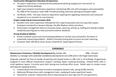 Download Painter Resume | haadyaooverbayresort.com