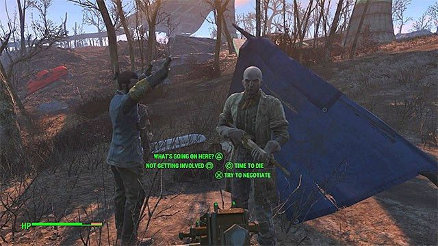 Random events - Fallout 4 Game Guide & Walkthrough | gamepressure.com