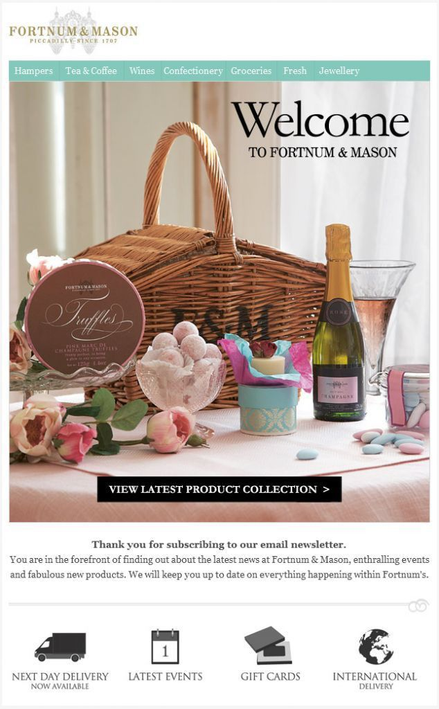 113 best Emails - Welcome images on Pinterest | Email design ...