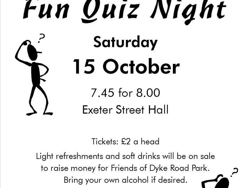 Quiz Night Poster Template Free | TemplateZet