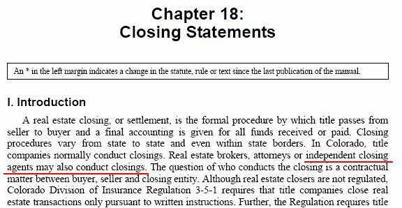 Continuing Education for Notary Signing Agents: Real Estate manuals