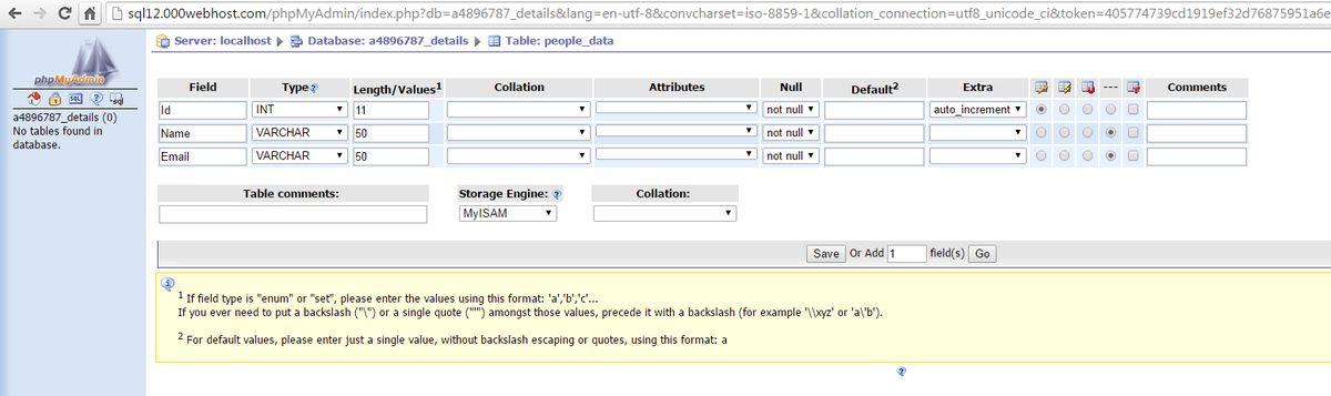 MySQL Database Tutorial: How to Create MySQL database on a live ...