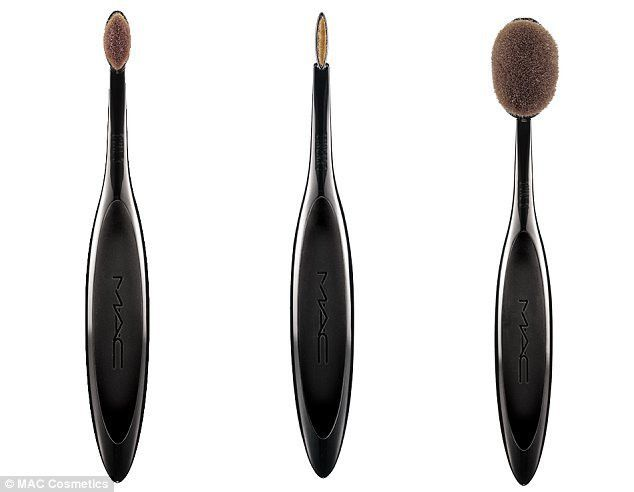 Is that a toothbrush or a make-up brush? A new MAC range promises ...