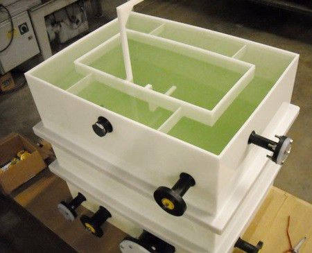 Custom Plastic Fabrication – Miller Plastic Products