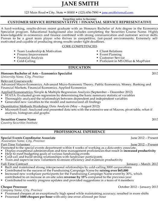 customer service resume objective sample resume customer service ...