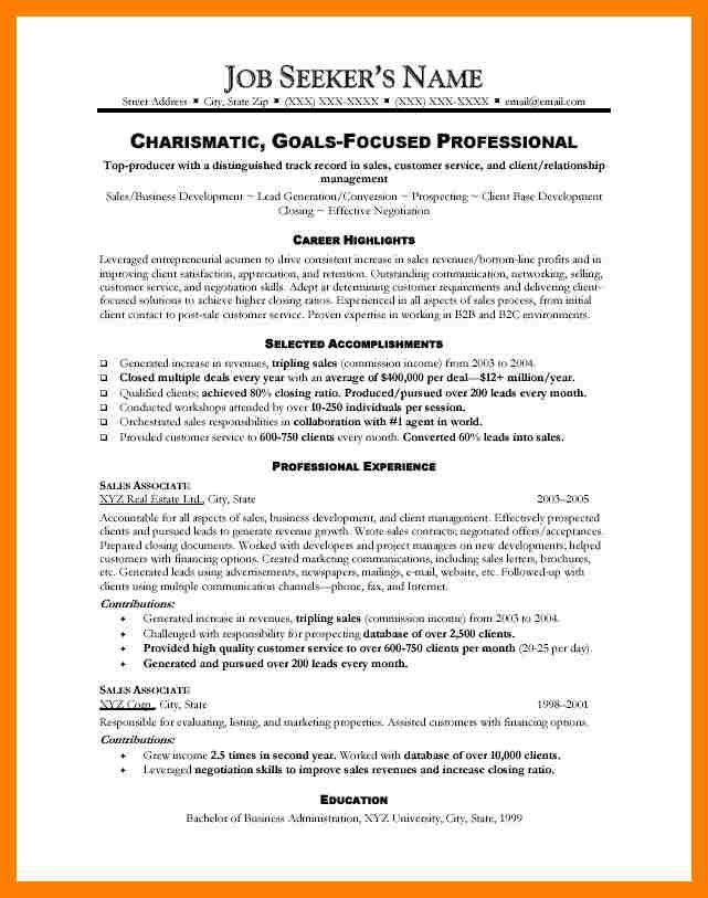 13+ sales resumes examples | bibliography formated
