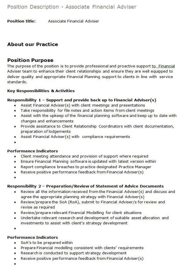 FINANCIAL PLANNING PEOPLE PARTNER | Document Preview