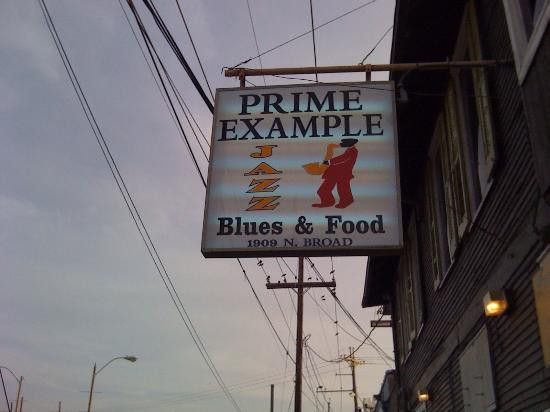 Prime Example Jazz Club, New Orleans - Restaurant Reviews, Phone ...