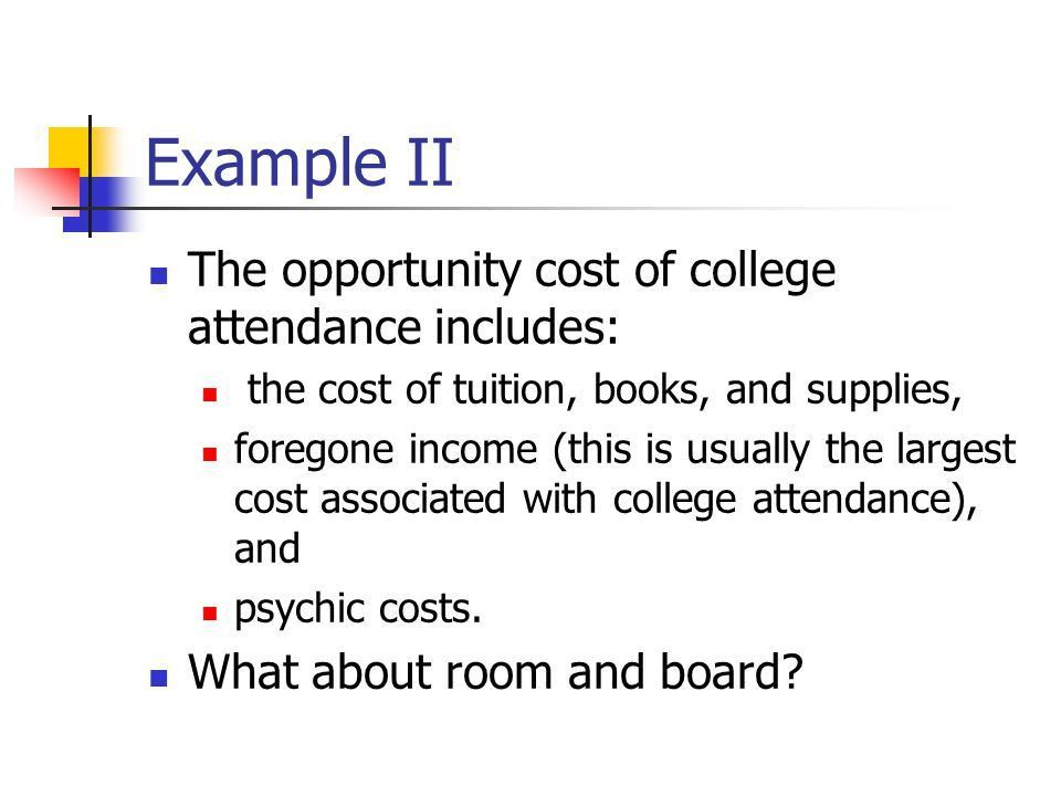 Chapter 2: Opportunity costs. Scarcity Economics is the study of ...