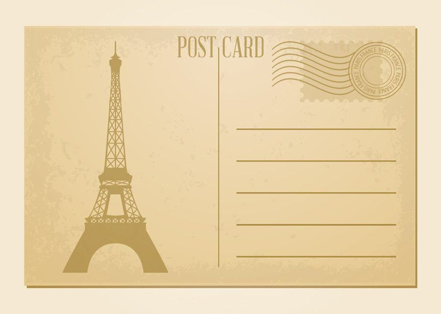 40+ Great Postcard Templates & Designs [Word + PDF] - Template Lab