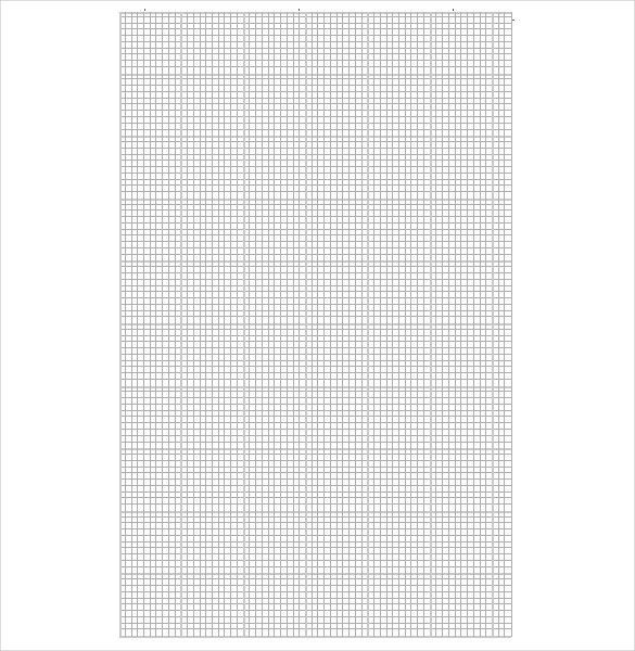 Graph Paper Printable. Printable Graph Paper Template Blank Graph ...