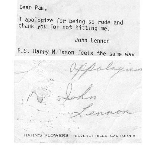 11 Amazing Thank You Notes From Famous People | Mental Floss