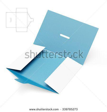 Folder Die Cut Stock Images, Royalty-Free Images & Vectors ...