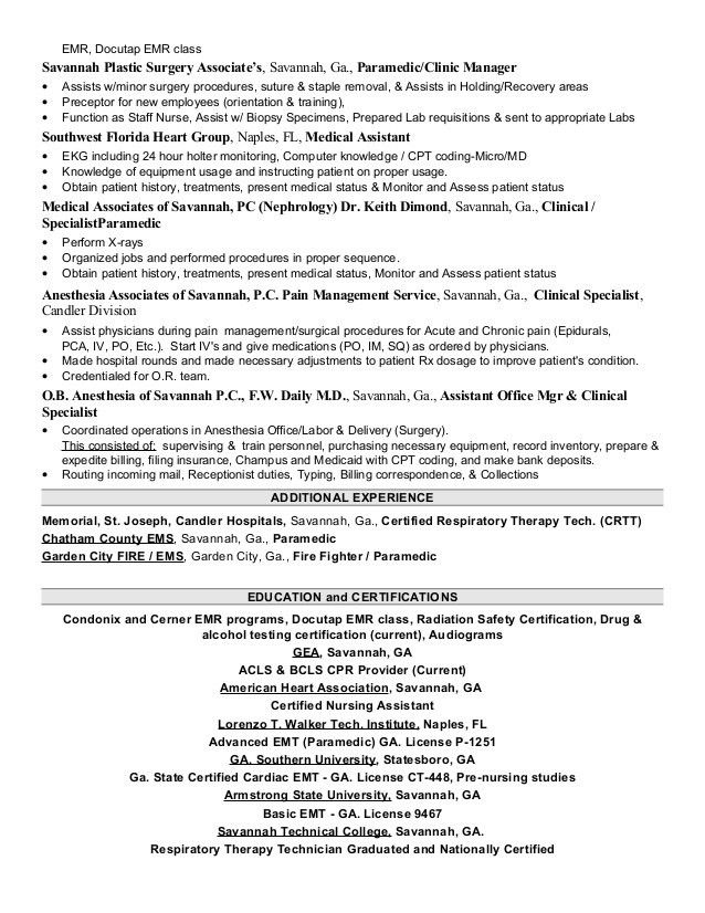 resume of a medical assistant 16 free medical assistant resume