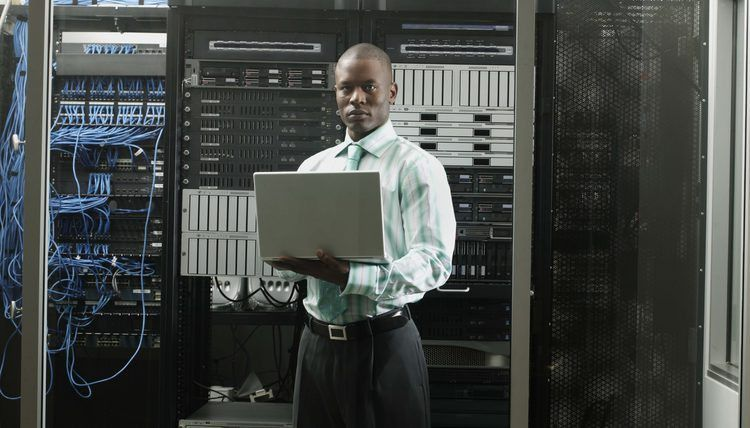 Job Description for a Network Operation's Specialist | Career Trend