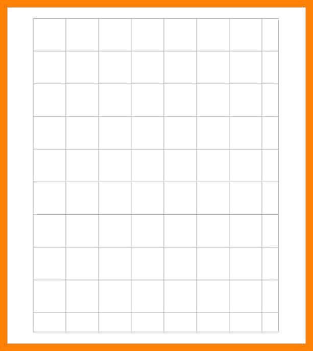 8+ graph paper template word | intern resume