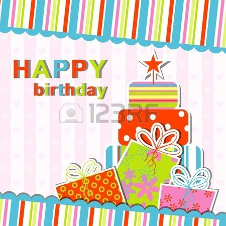 264,002 Birthday Greetings Stock Illustrations, Cliparts And ...
