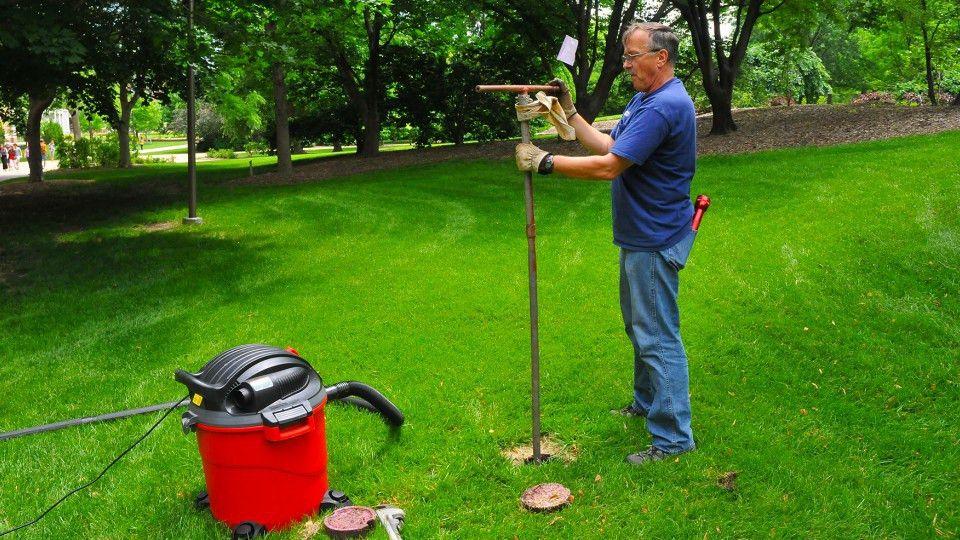 Photo of the Day — Water maintenance | Nebraska Today | University ...