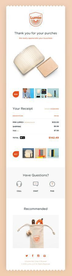 Email Receipt Template Free, 25 free service invoice templates ...