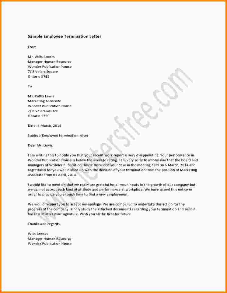 5+ employee termination letter sample | nypd resume