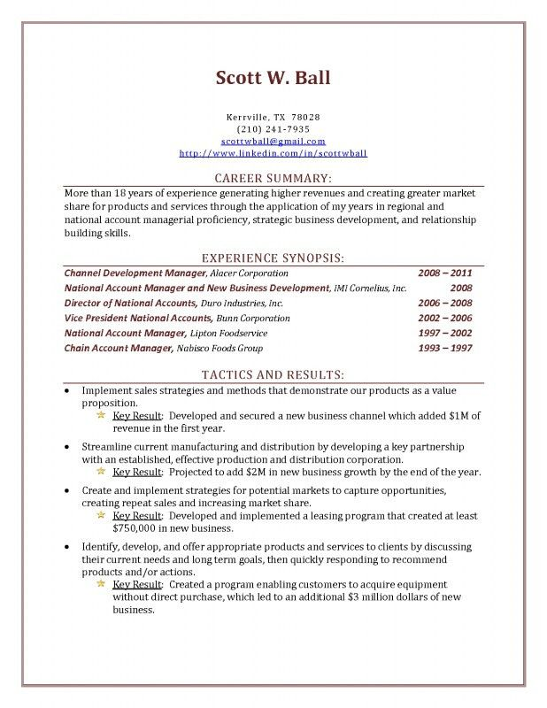 Resume Objective For Food Service | Samples Of Resumes