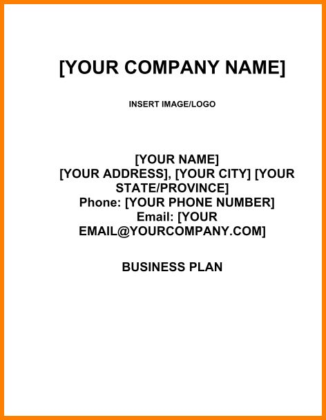 7+ how to write a business proposal cover page | Proposal Template ...