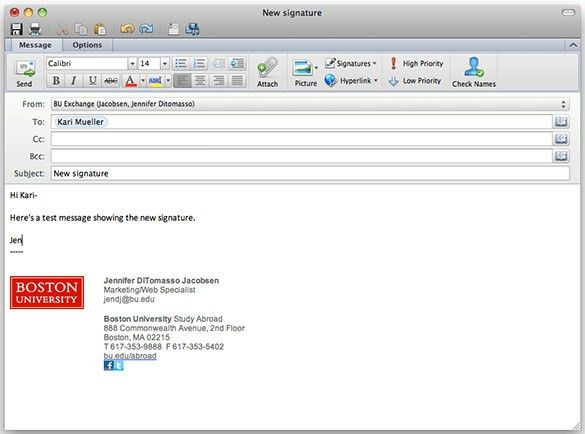 how to create email templates in outlook 2010