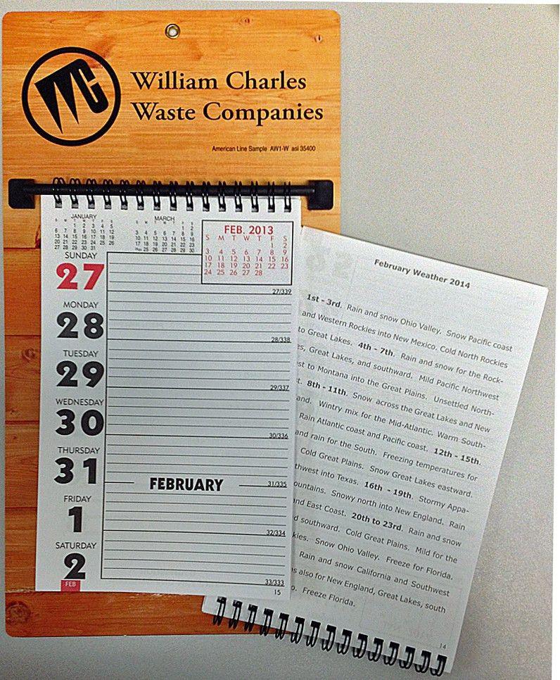 Product Details | AmerICan Calendar