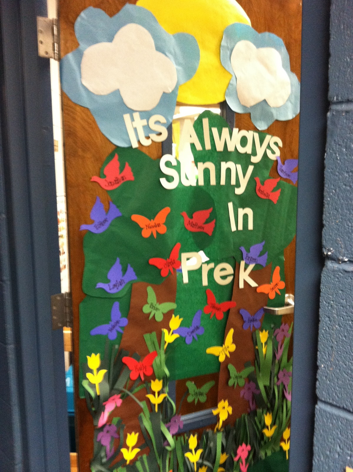Classroom Decorations For April : Images about april door on pinterest
