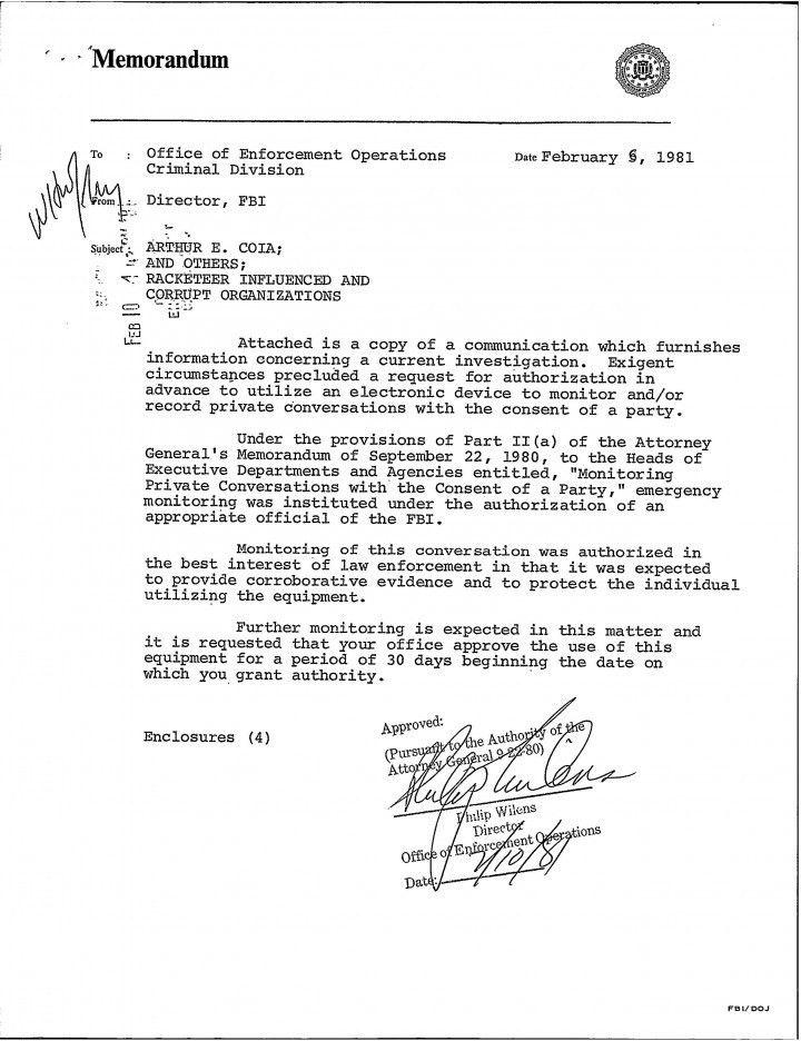 GoLocalProv | Cheat Sheet 54, FBI Files: FBI Track Alleged Bribes ...