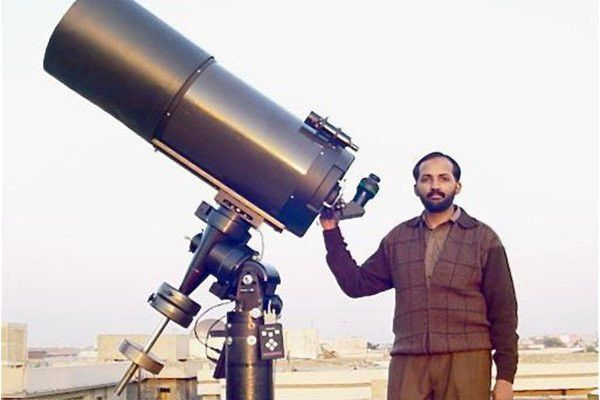 What is Behind Pakistan's Flourishing Amateur Astronomy Scene?