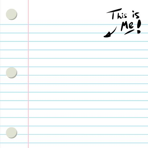 Image - Lined Paper Background photos.png | Club Penguin Wiki ...