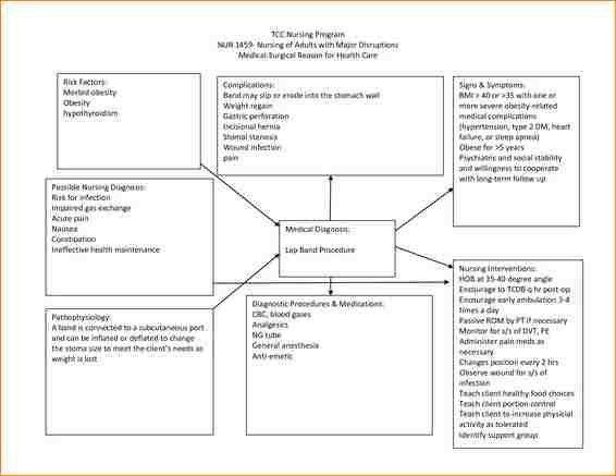 12+ nursing concept map template | academic resume template