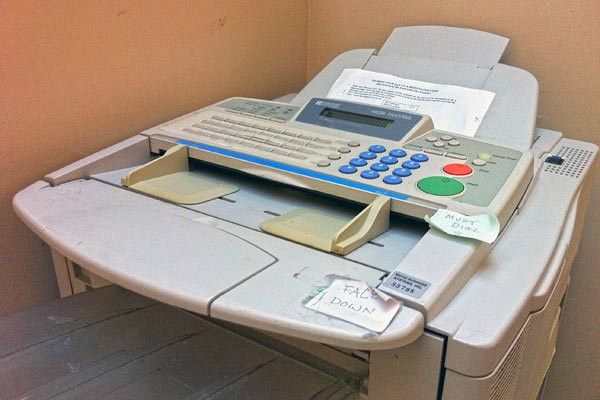Question of the Day: Is it time to toss the fax machine? | Rick ...