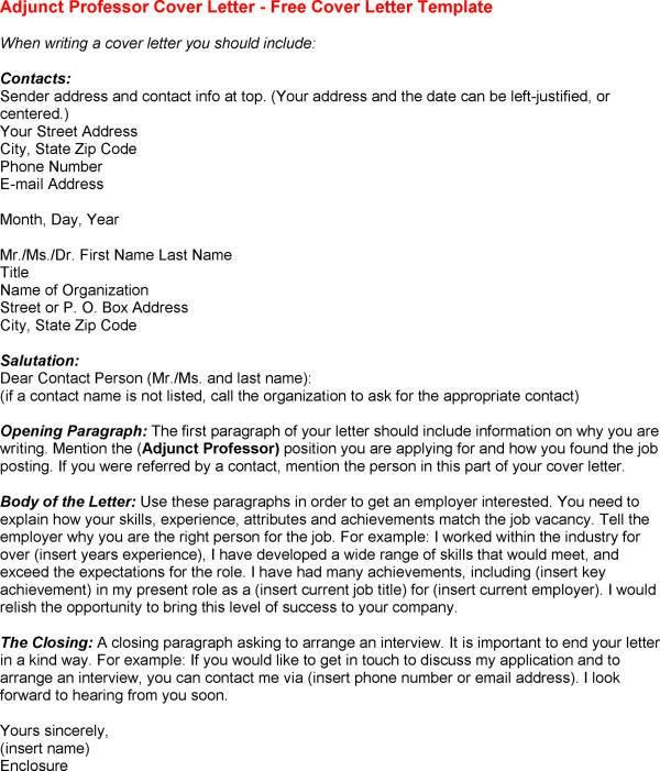 faculty cover letter cover letter academic advisor sample academic ...